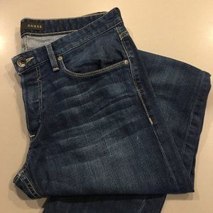 GUESS Jeans Men's Size 33 Slim Fit Button Fly